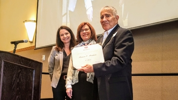 Nearly 10,000 years of service recognized at UNM's 38th Annual Service Awards