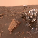 Boron on Mars and the building blocks of life