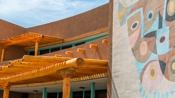 Endowed gift supports UNM Indigenous Design Institute