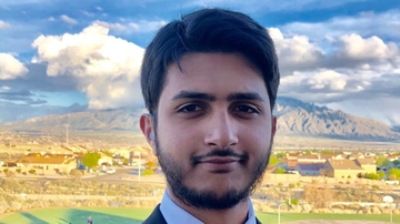 Abdullah Shah overcomes disability to graduate in three years