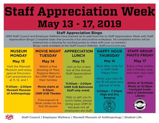 Staff Appreciation 19
