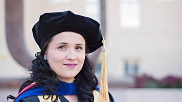 Casias becomes naturalized U.S. citizen; earns doctorate in electrical engineering