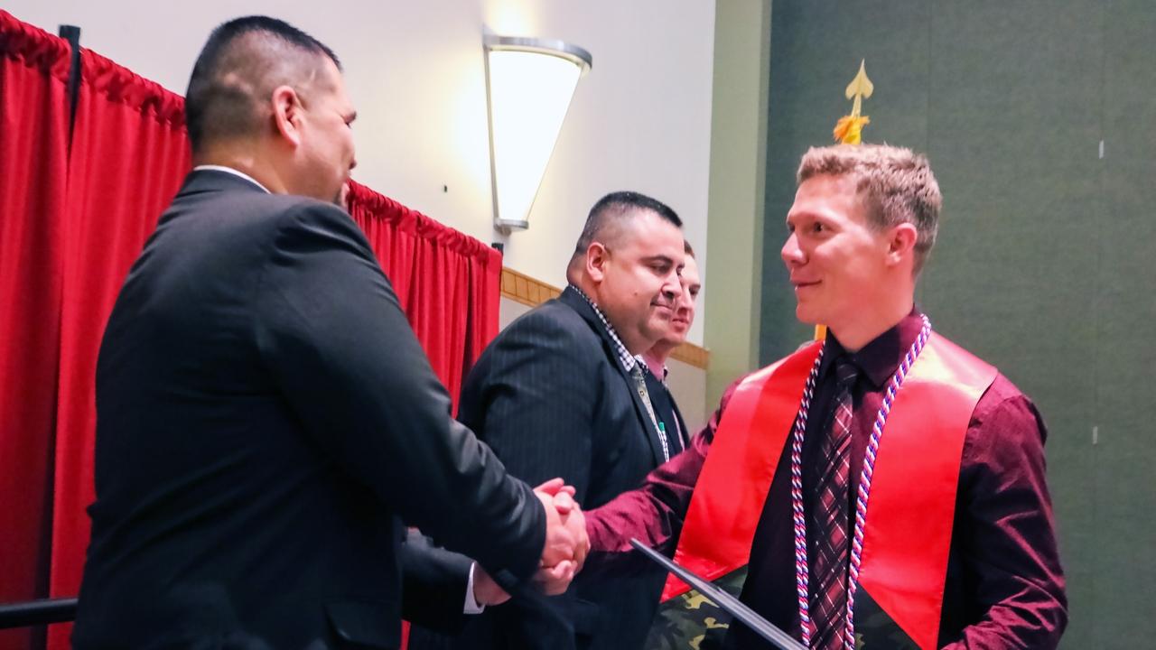 VRC Spring Graduation Ceremony