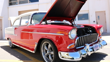 UNM Facilities Management hosts 3rd Annual Car and Motorcycle Show