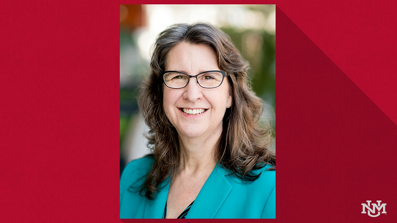 Costantinidis named UNM Senior Vice President for Finance and Administration