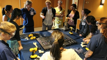 Femurs, cadavers and more: Perry Initiative for high-school girls coming to UNM