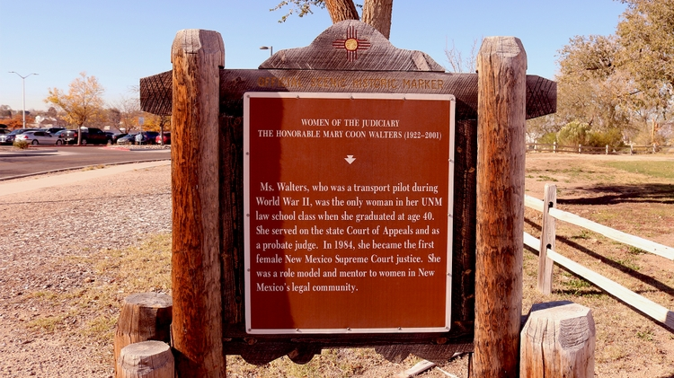 Walters Historic Marker