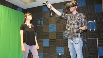 UNM Sandia internships prepare grads for careers in non-entertainment game development