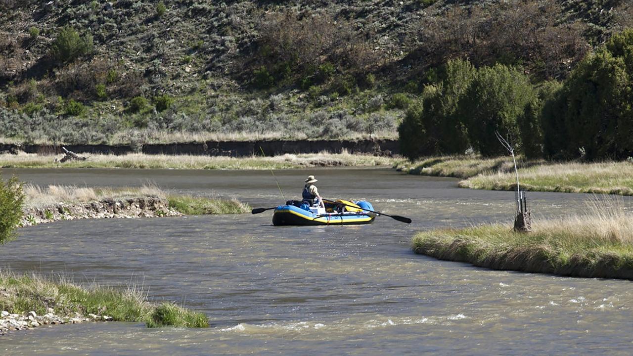 Rafting Rio Chama