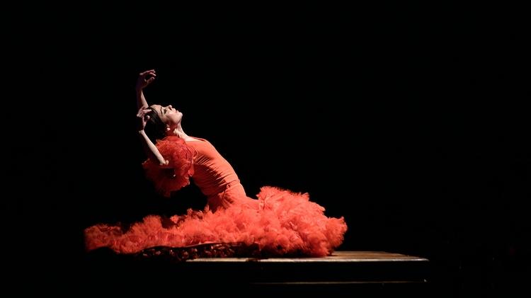 Olga Pericet, a journey through dance