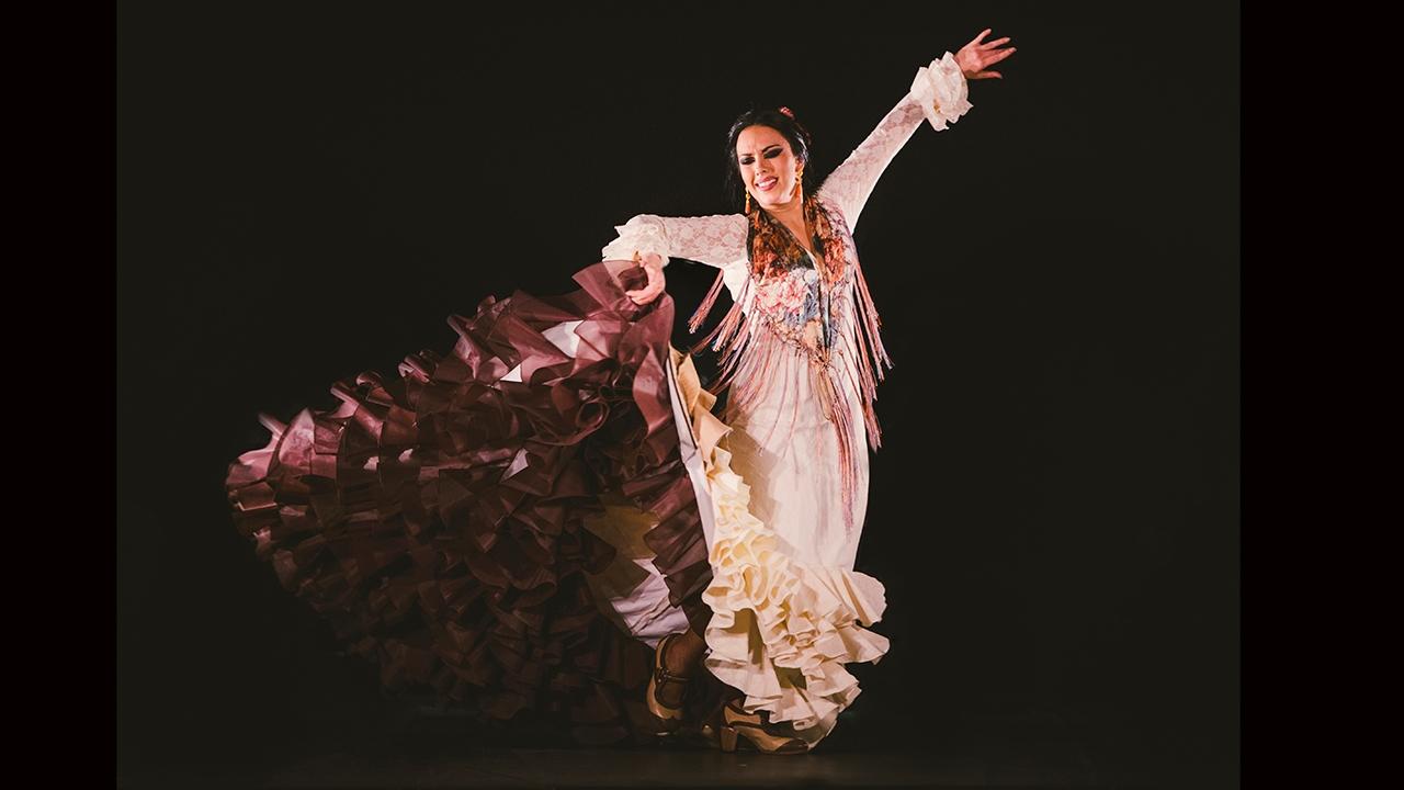 Belén López: Flamenca