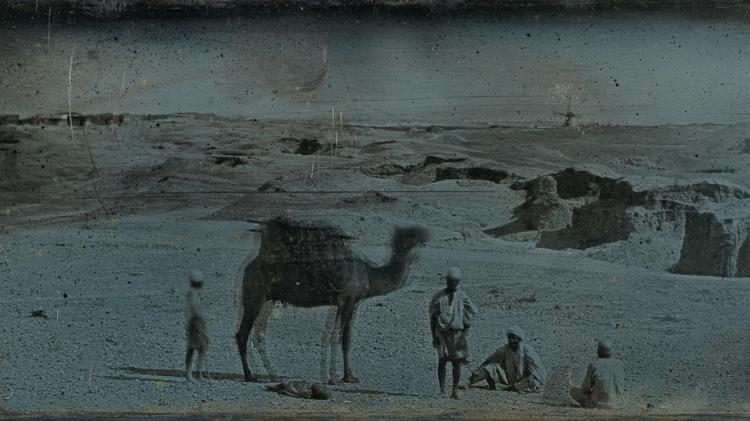 Desert near Alexandria