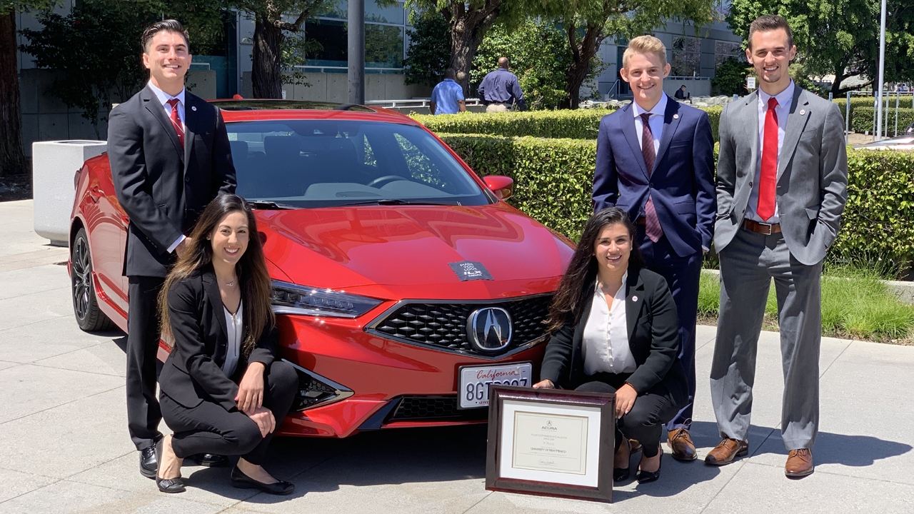 ASM Wins ACURA Marketing Challenge