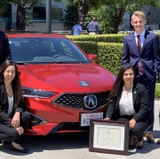 UNM marketing students take top honors in national Acura ILX Marketing Challenge