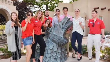 UNM Young Alumni announces new board members
