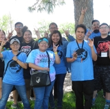 UNM-Gallup TRIO students attend leadership conference