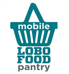Lobo Mobile Food Pantry logo