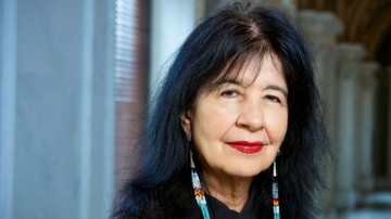 UNM alumna named nation's 23rd Poet Laureate