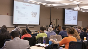 Annual N.M. Data Users Conference focuses on 2020 Census