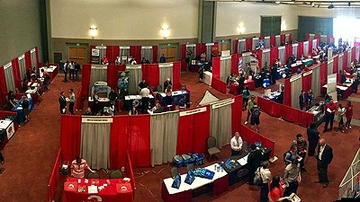 Student Job Fair provides opportunities to learn about on-campus jobs