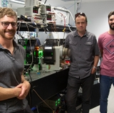 UNM team develops quantum sensor technology