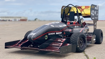 Formula SAE team has 20/20 vision for 2020