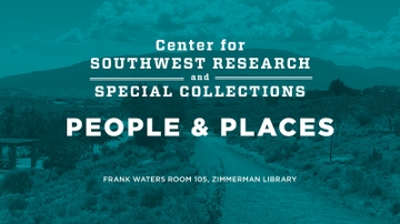 'People and Places' fall lectureship line-up announced