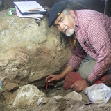 Emeritus professor publishes findings of prehistoric archeologists