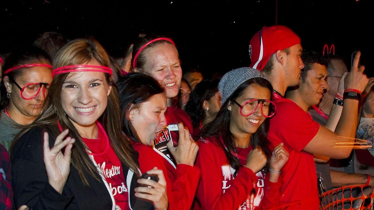 Lobo Red Rally