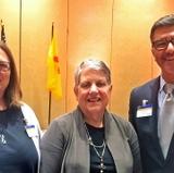 UNM-LA participates in Los Alamos National Labs event