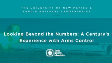 UNM, Sandia National Laboratories present Global Security Distinguished Lecture Series