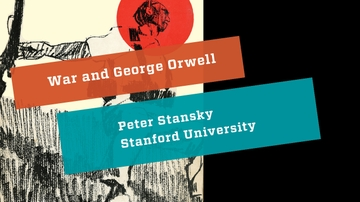 Willard lecture focuses on Orwell