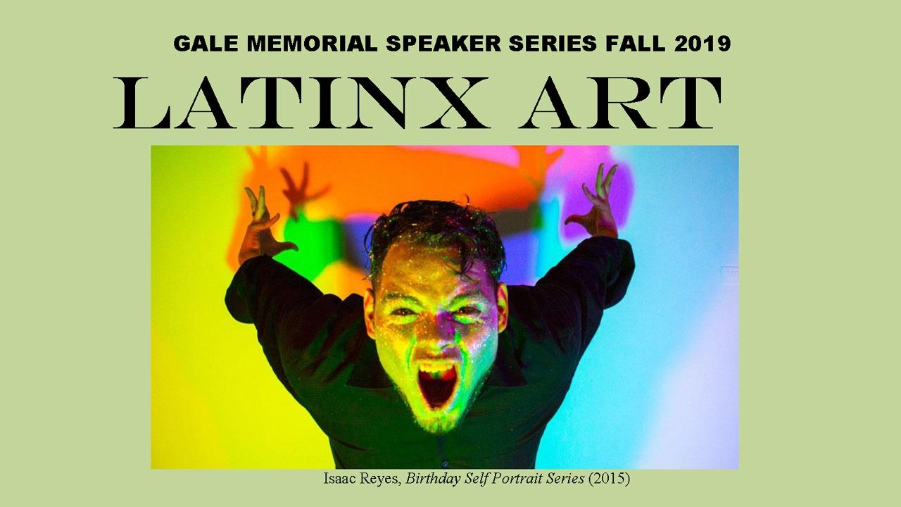 Gale Memorial Lecture Series 19