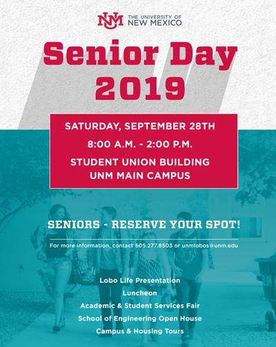 Senior Day 2019