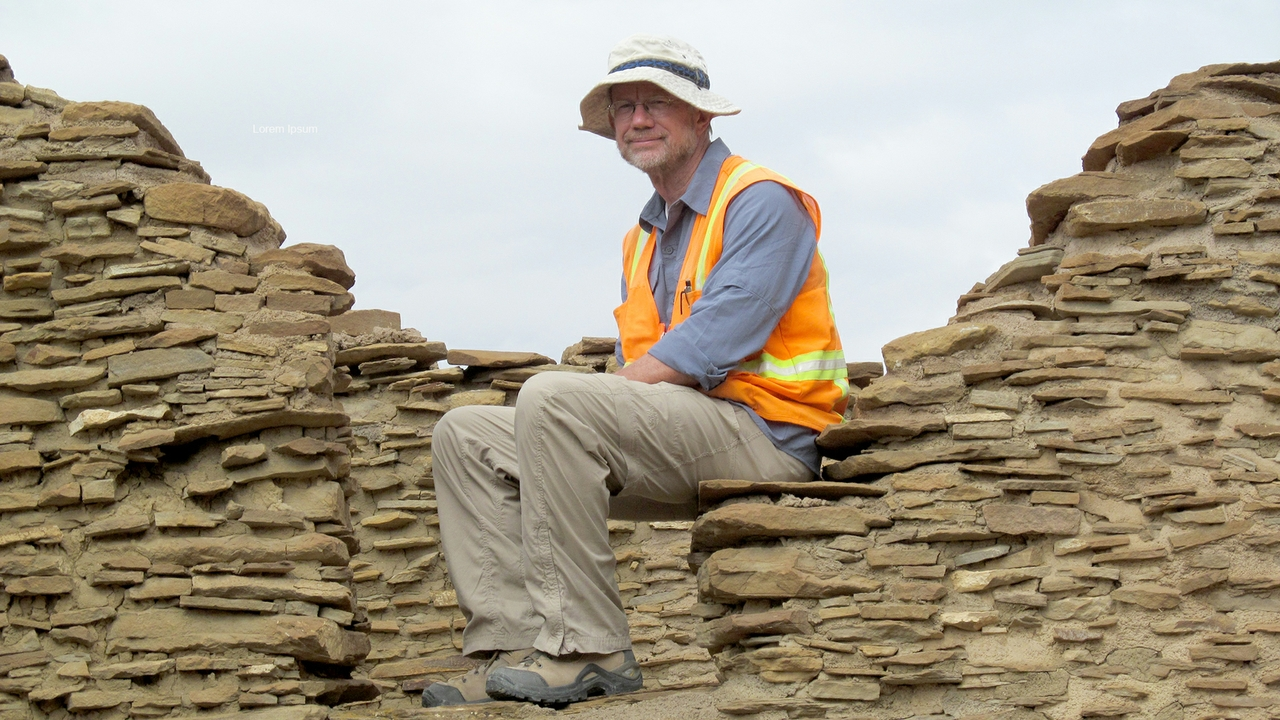Chaco archaeologist W. H. 'Chip' Wills