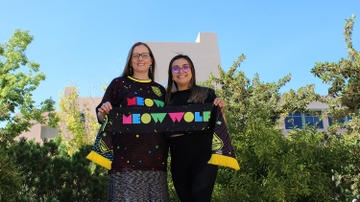 Meow Wolf internships prove valuable to students in both art and science