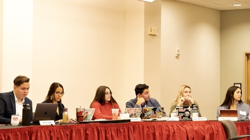ASUNM Senate applications due Oct. 21