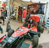 Formula SAE team keeps busy engaging with the community this fall