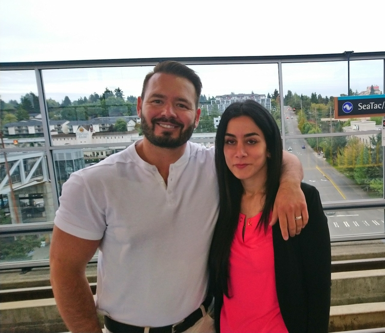 UNM couple experience first data science workshop together