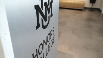 UNM's Honors College finds new home on campus