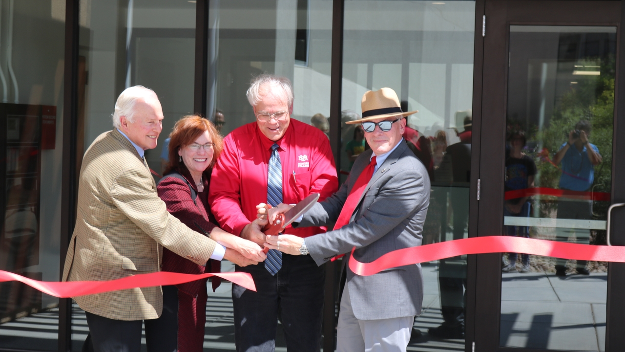 UNM's Honors College settles into permanent home