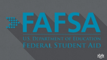 UNM's Financial Aid office guides students through FAFSA process