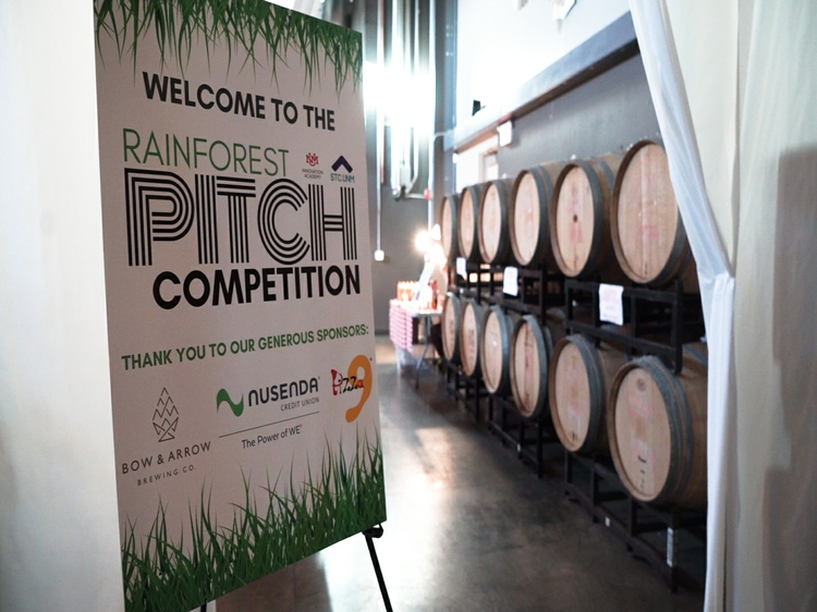 Fall 2019 Rainforest Pitch Competition