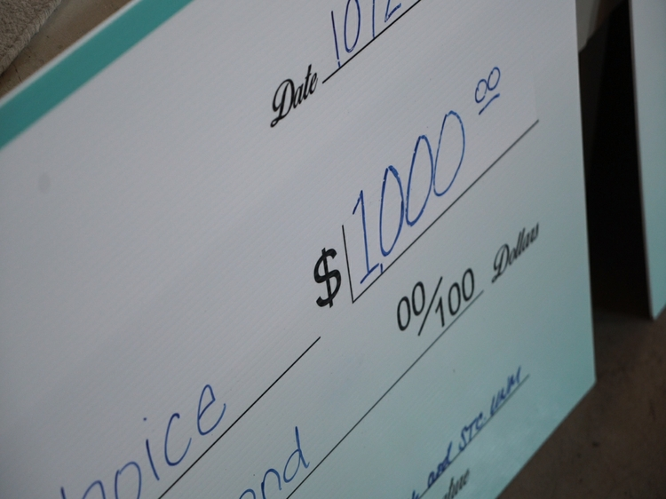 Students compete for $1,000 cash prize during pitch competition