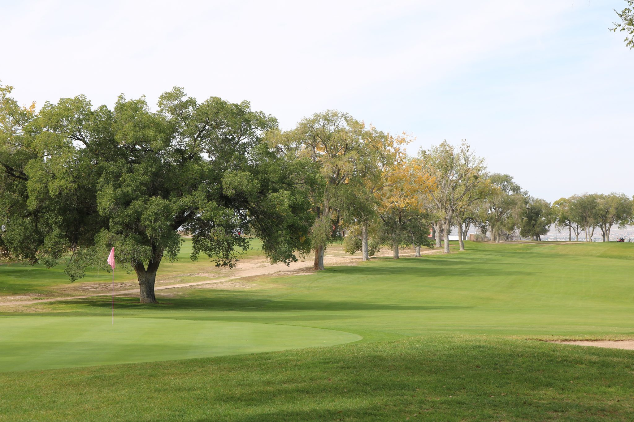UNM North Golf Course