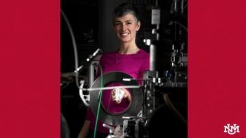 Planetary scientist Nina Lanza