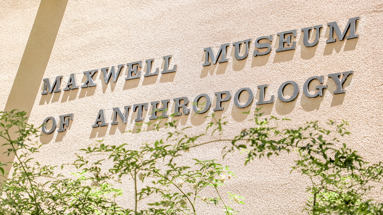 Maxwell museum closed