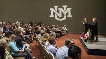 President Stokes to hold State of the University address