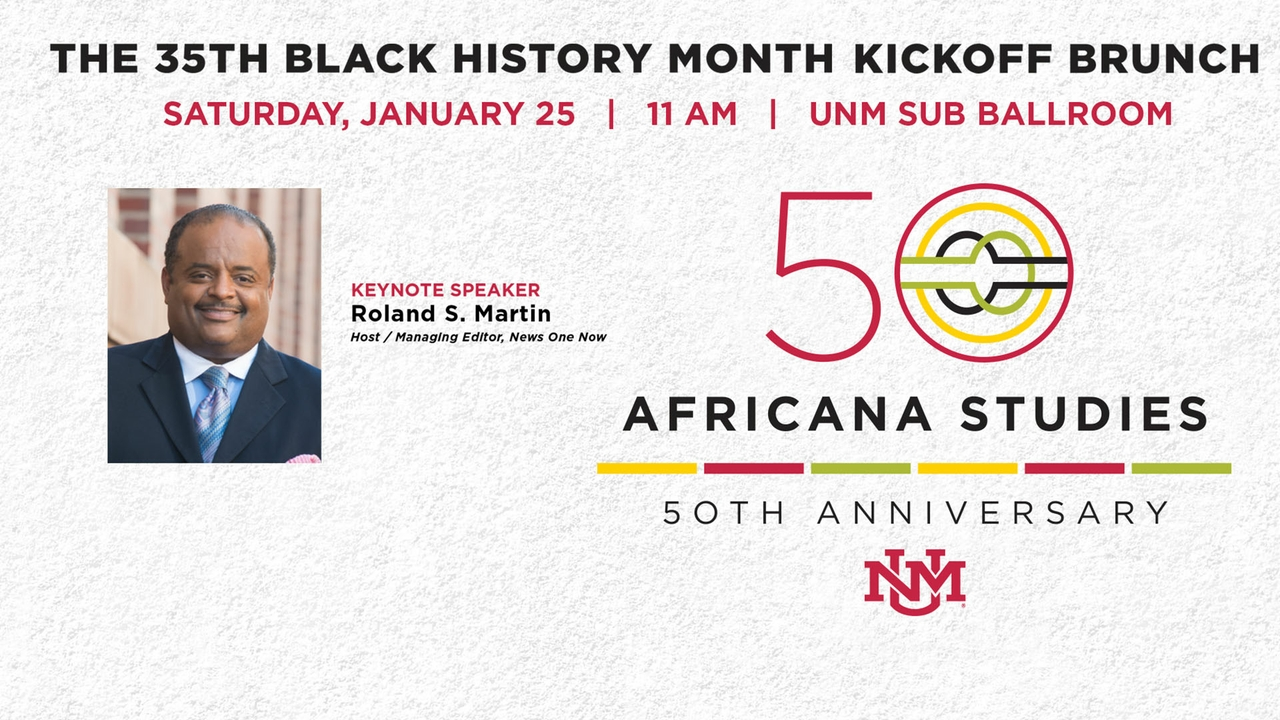 Africana Studies celebrates 50th anniversary