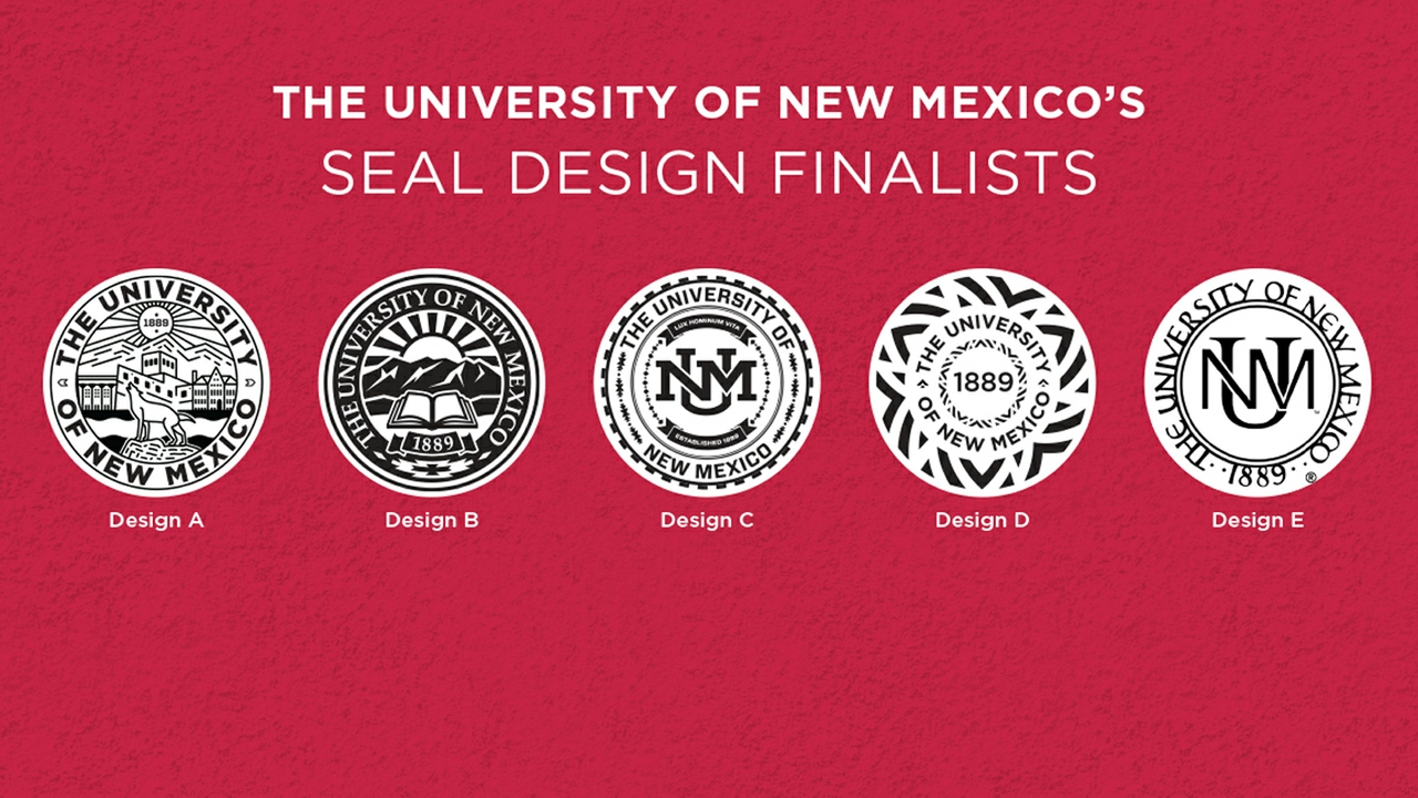 UNM seeks public input on new seal design